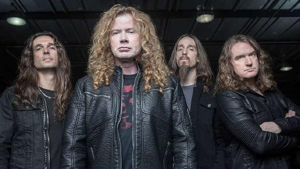 Megadeth anuncia un álbum de éxitos