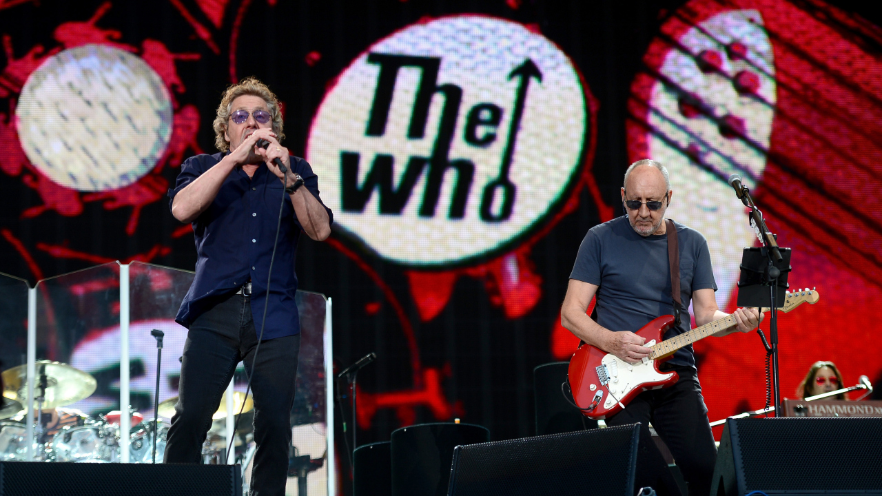 The Who anuncian nuevo álbum de estudio