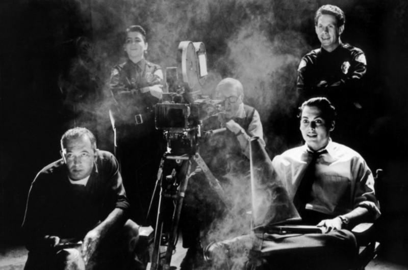 El terrible encanto de Ed Wood y Tim Burton