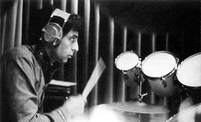 Murió el legendario batería Hal Blaine de The Wrecking Crew
