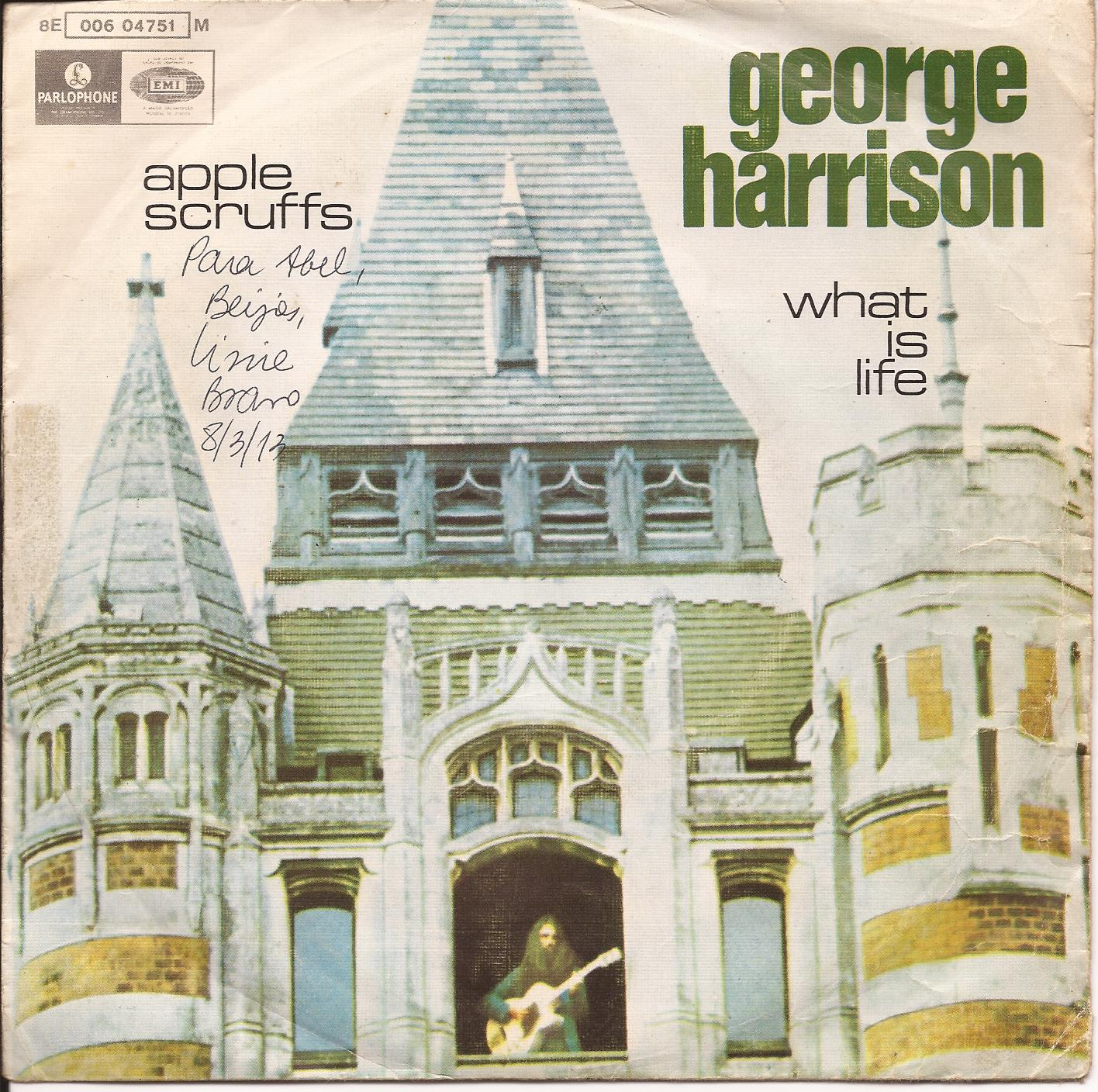 Canción del día: George Harrison – What Is Life