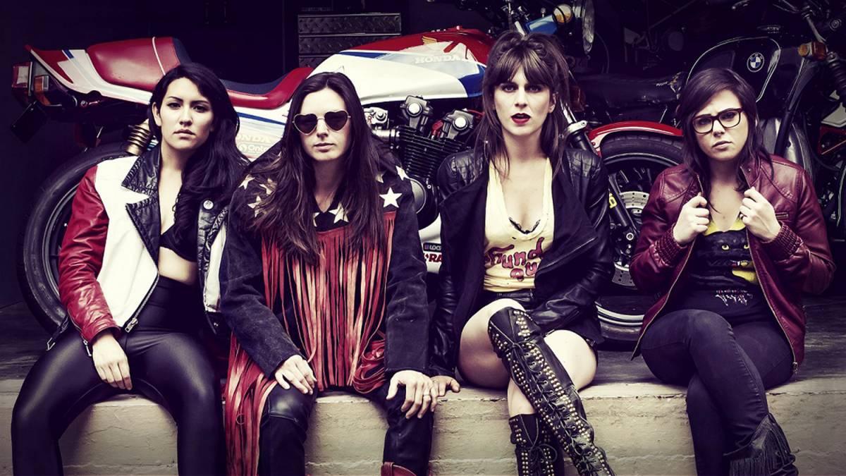 #Girlswithguitars: Thunderpussy