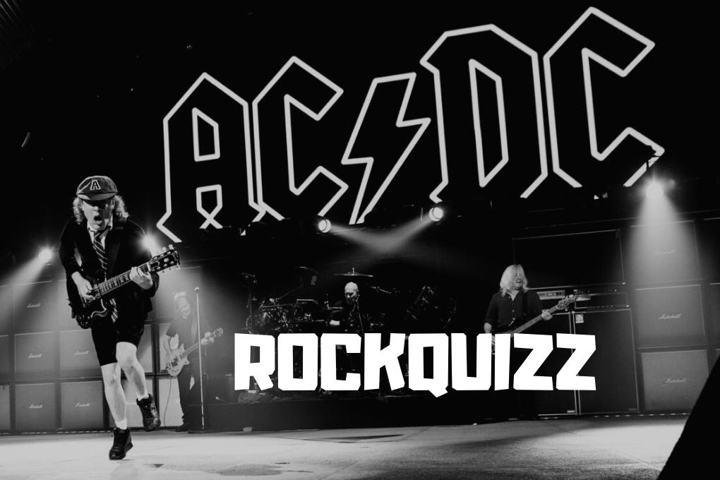 ROCKQUIZ: AC/DC