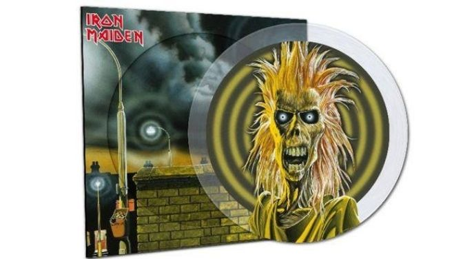 Iron Maiden celebra 40 años de su álbum debut