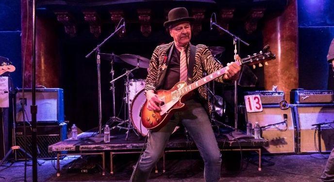 Ha muerto el legendario Walter Lure, guitarrista de The Heartbreakers