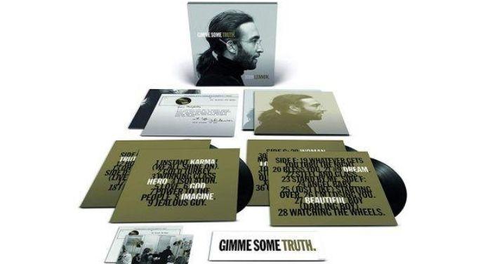 Nueva compilación de John Lennon, para celebrar su cumpleaños 80