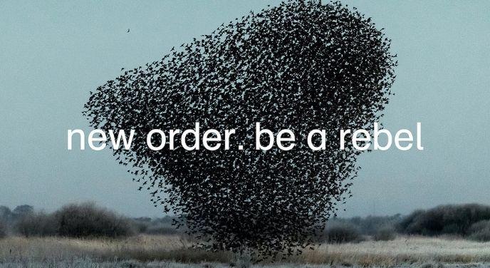"""""""Be a Rebel"""" nuevo sencillo de New Order"""