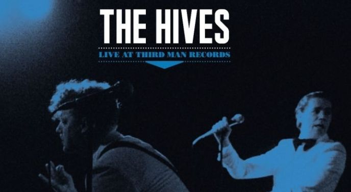The Hives en vivo desde Third Man Records