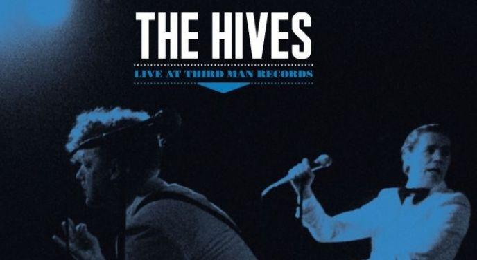 The Hives en vivo desde Third Man Records