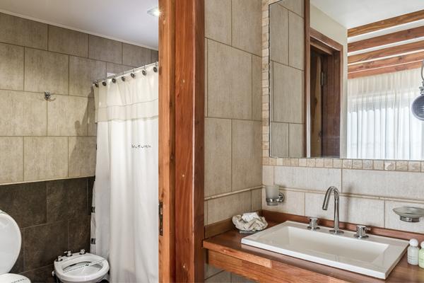 Hotel Bariloche AntuKuyen Baño