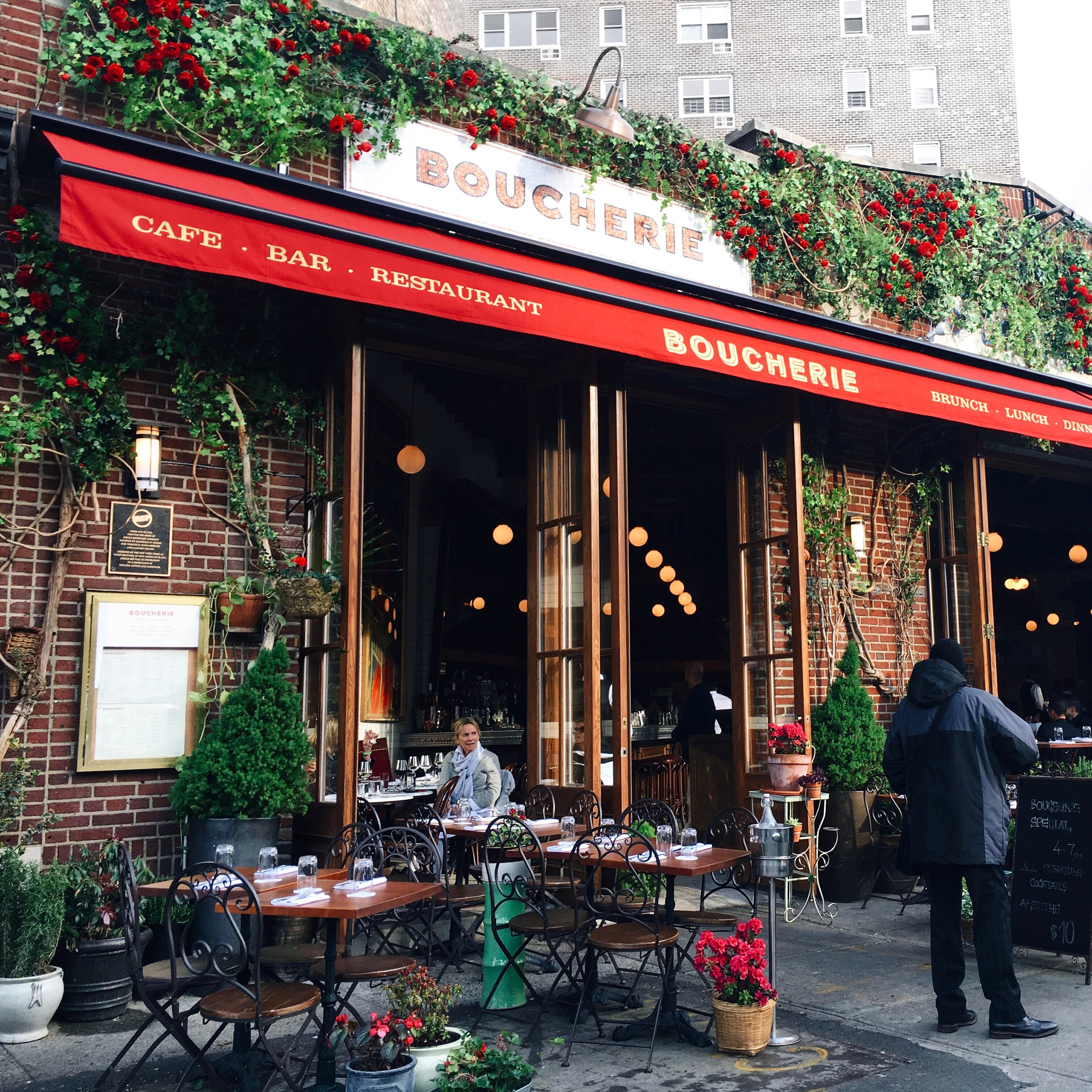 French Feels in Downtown NYC with Boucherie       Gypsy Eats