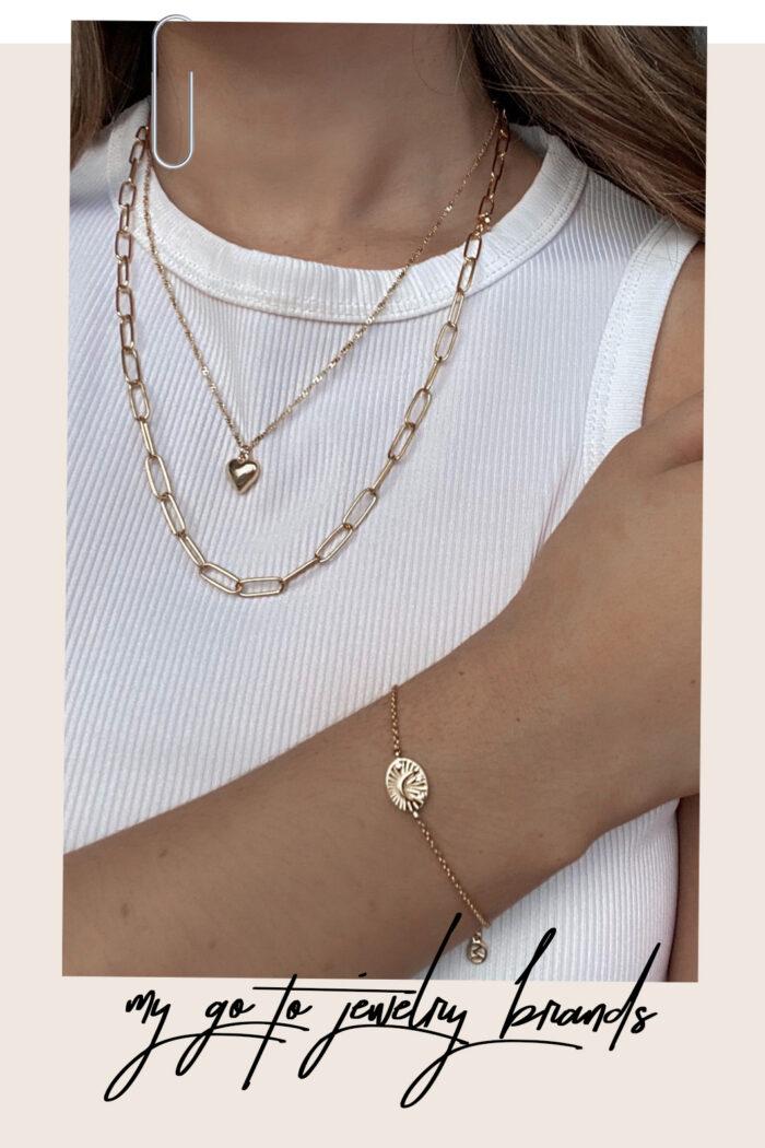 Cutest Go-To Jewelry Brands