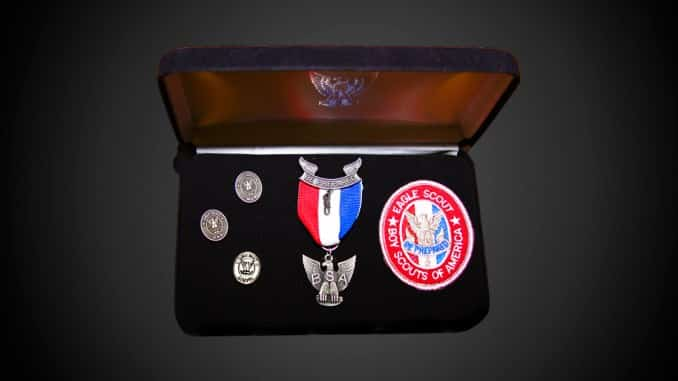 How to replace a lost Eagle Scout medal, card or certificate