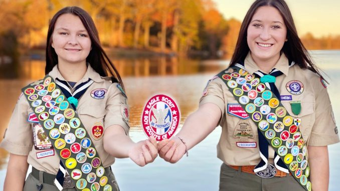How the journey to the Eagle Scout Award helped prepare these two teens for what comes next