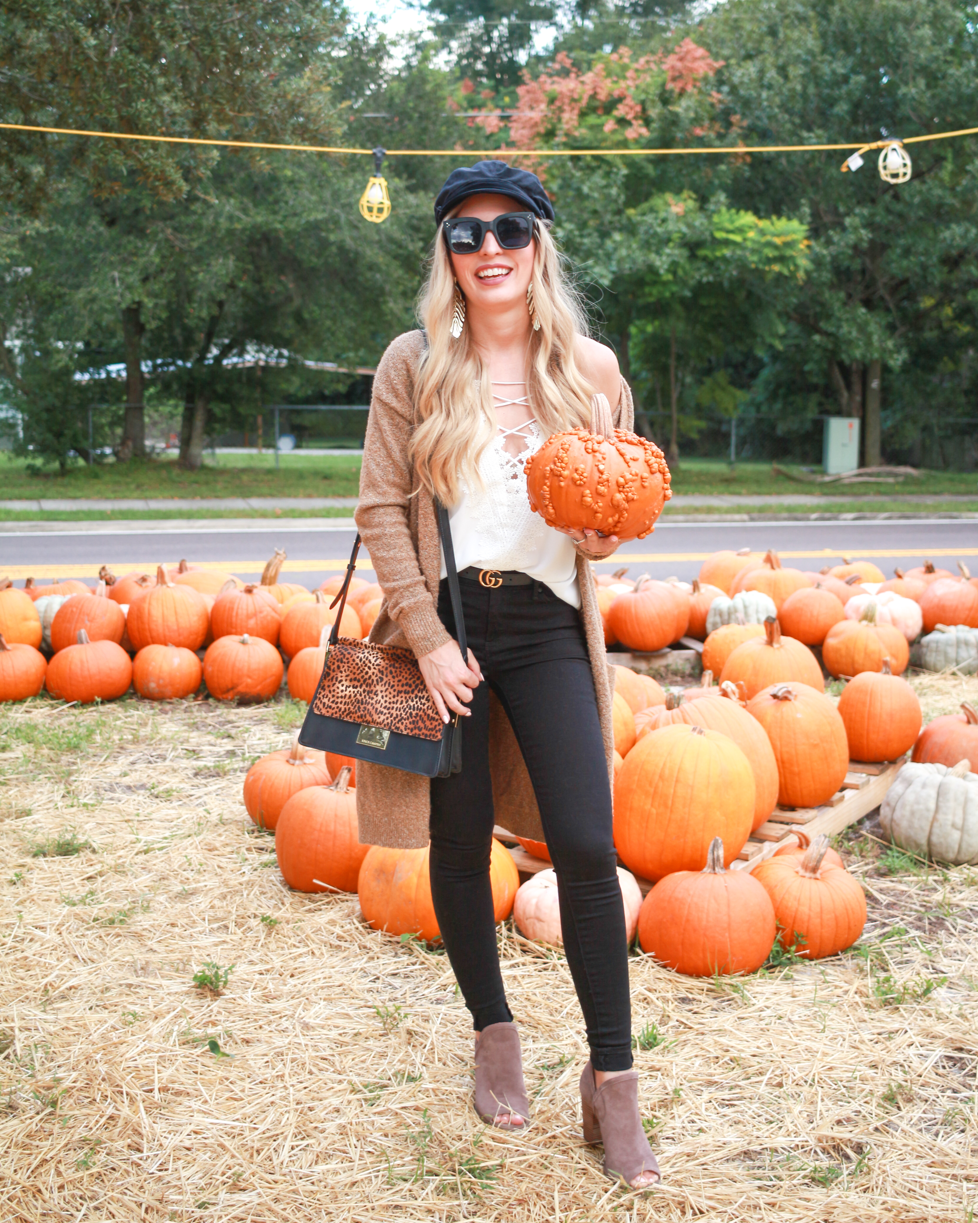 FALL STYLE PUMPKIN PATCH 13 THANKSGIVING OUTFIT IDEAS
