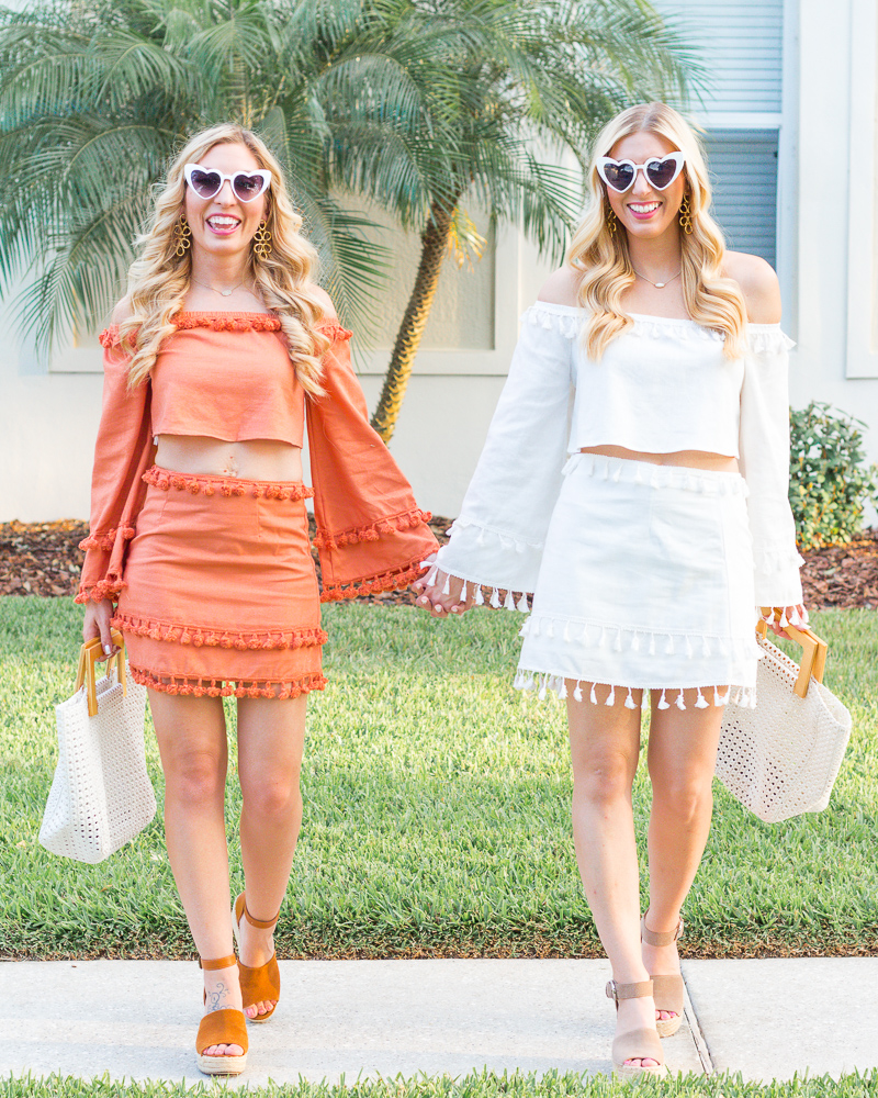 OUTFITS FOR TWINNING