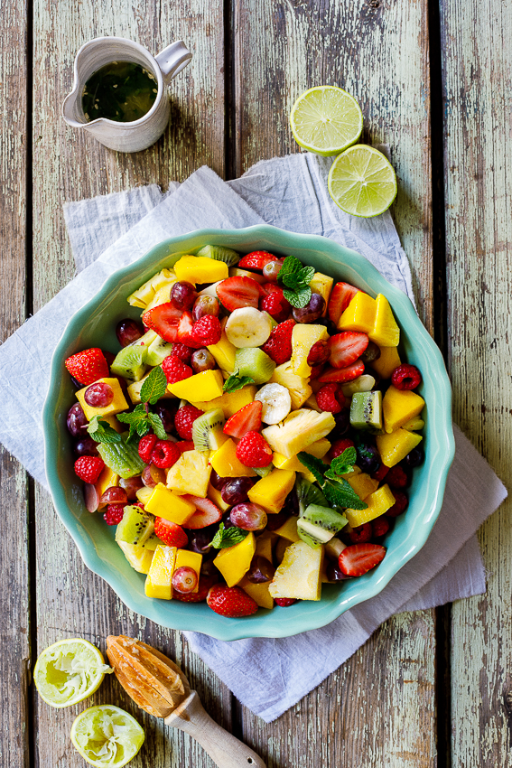 7 SUMMER SALADS YOU NEED TO TRY