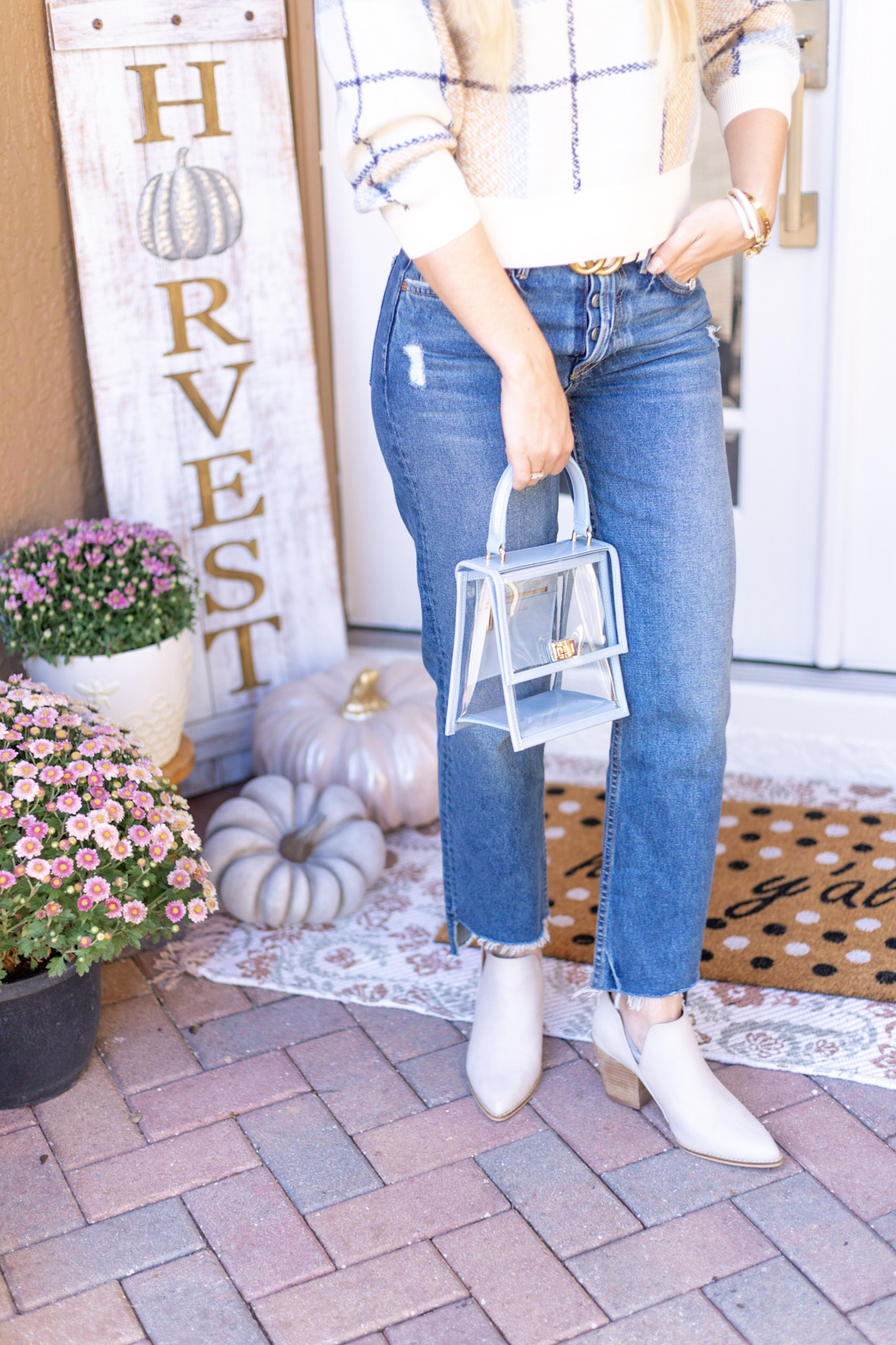 FALL FAVORITES BOOTIES + HATS