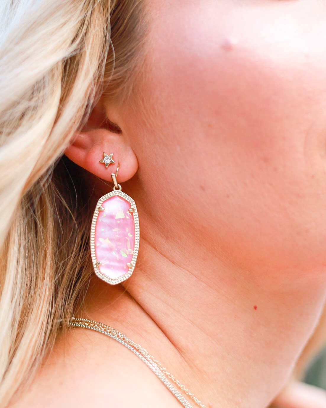 HOW TO LAYER JEWELRY EARRINGS