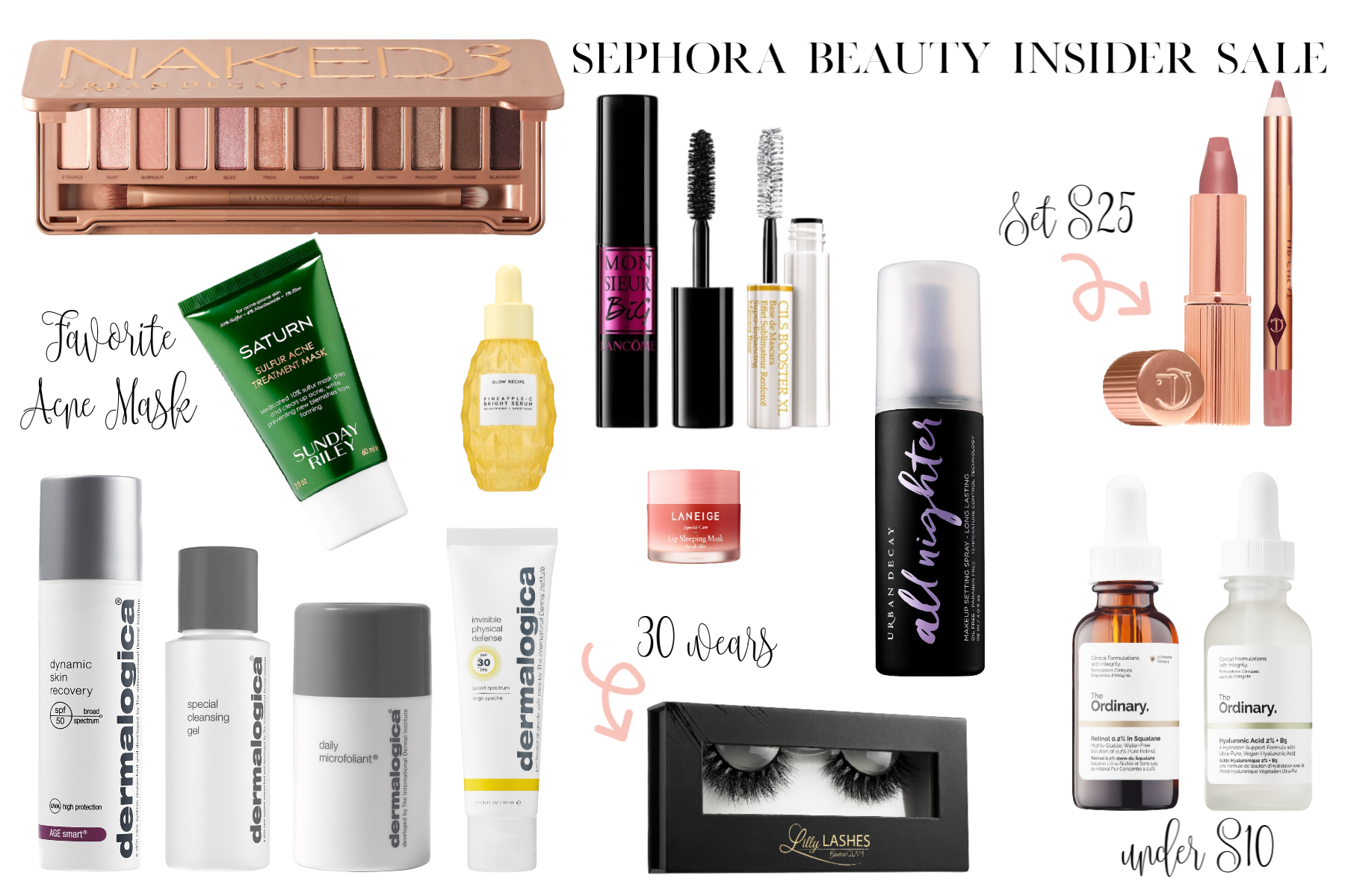 SEPHORA BEAUTY INSIDER SPRING SAVINGS EVENT