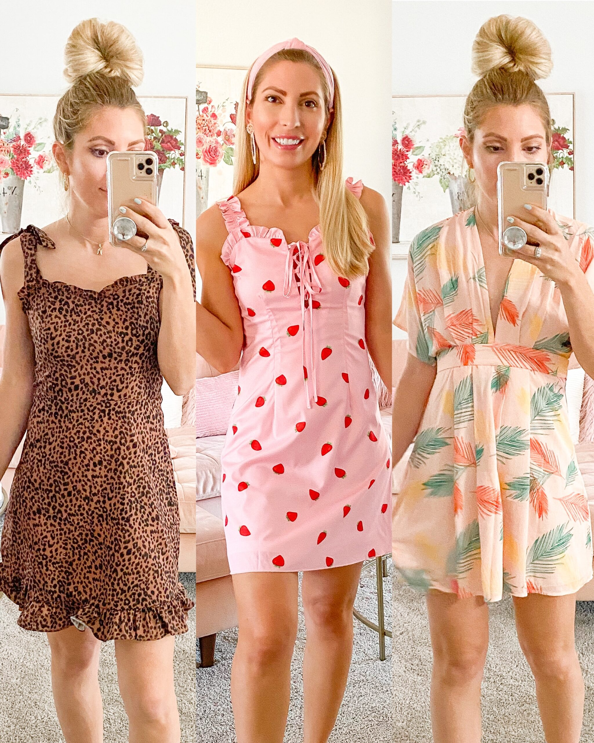 $15 SPRING DRESSES