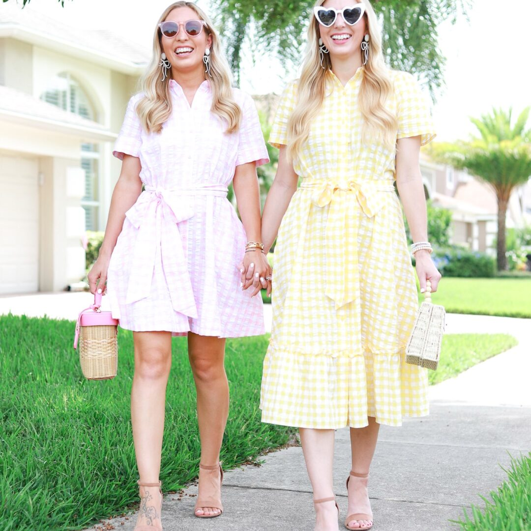 TWO WAYS TO STYLE A SHIRTDRESS