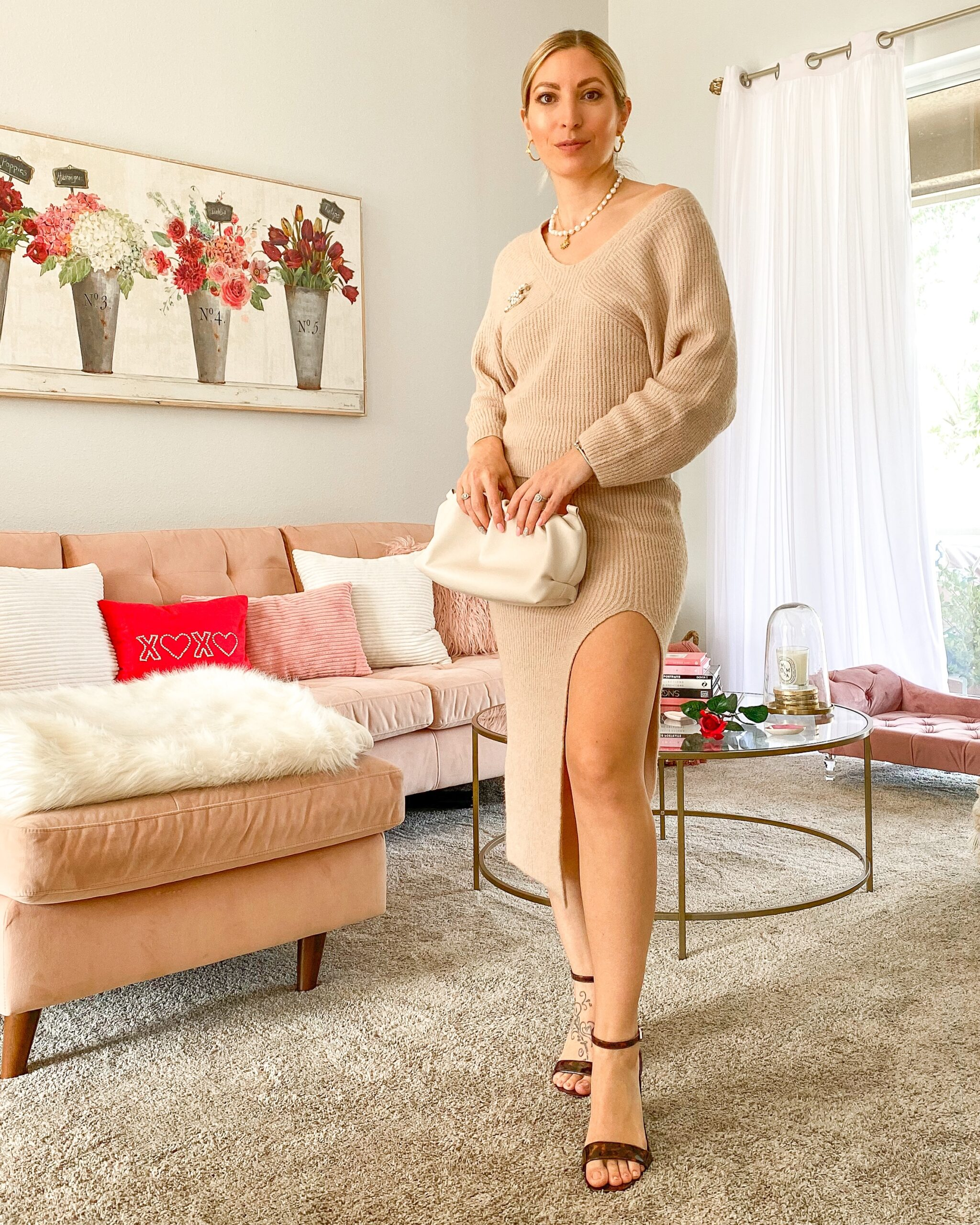 SWEATER SKIRT SET NORDSTROM