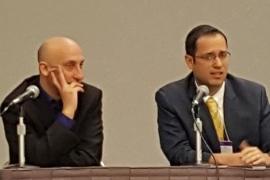 Dr. Eric Segal discussed private practice in pediatric epilepsy