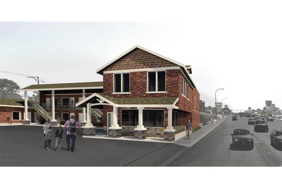 Gateway Inn Remodel