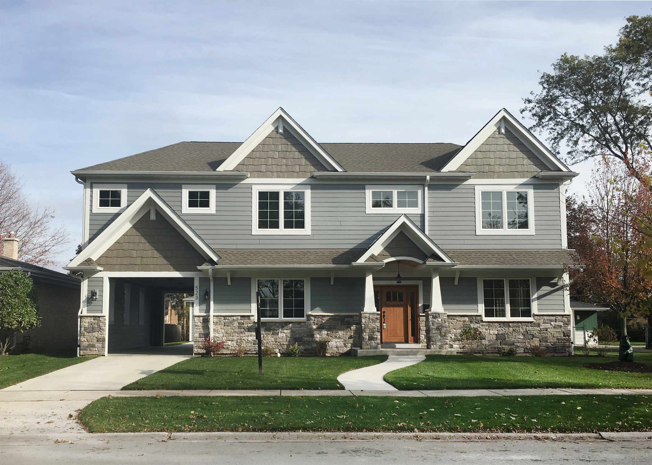 This is a picture of one of our completed projects