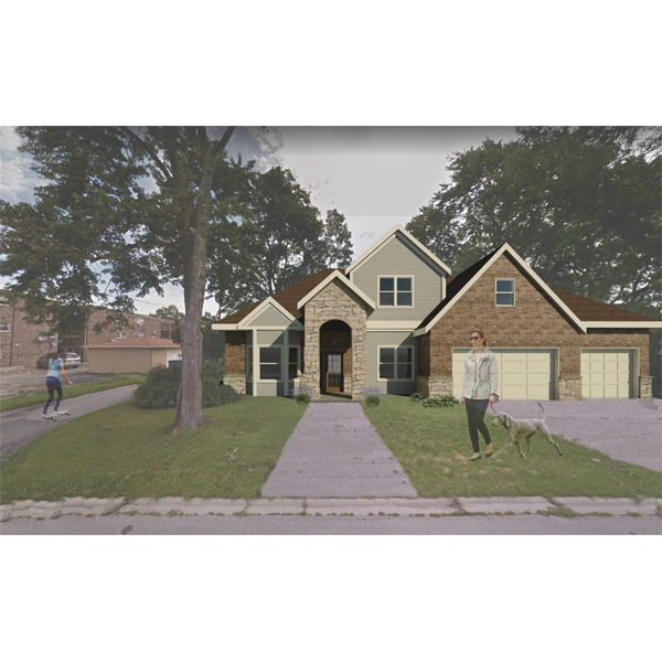This image is a picture of design / rendering in Alsip