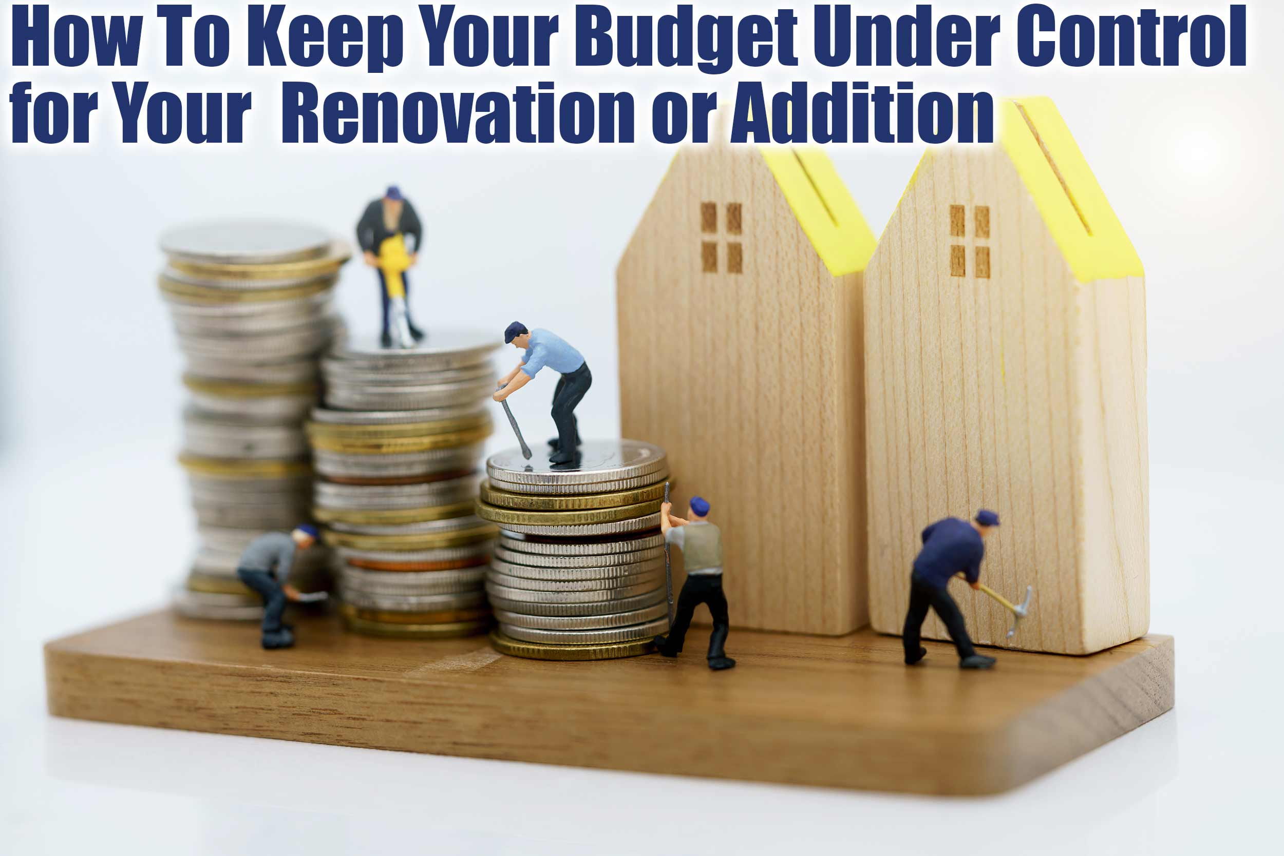 How To Keep Your Budget Under Control Image