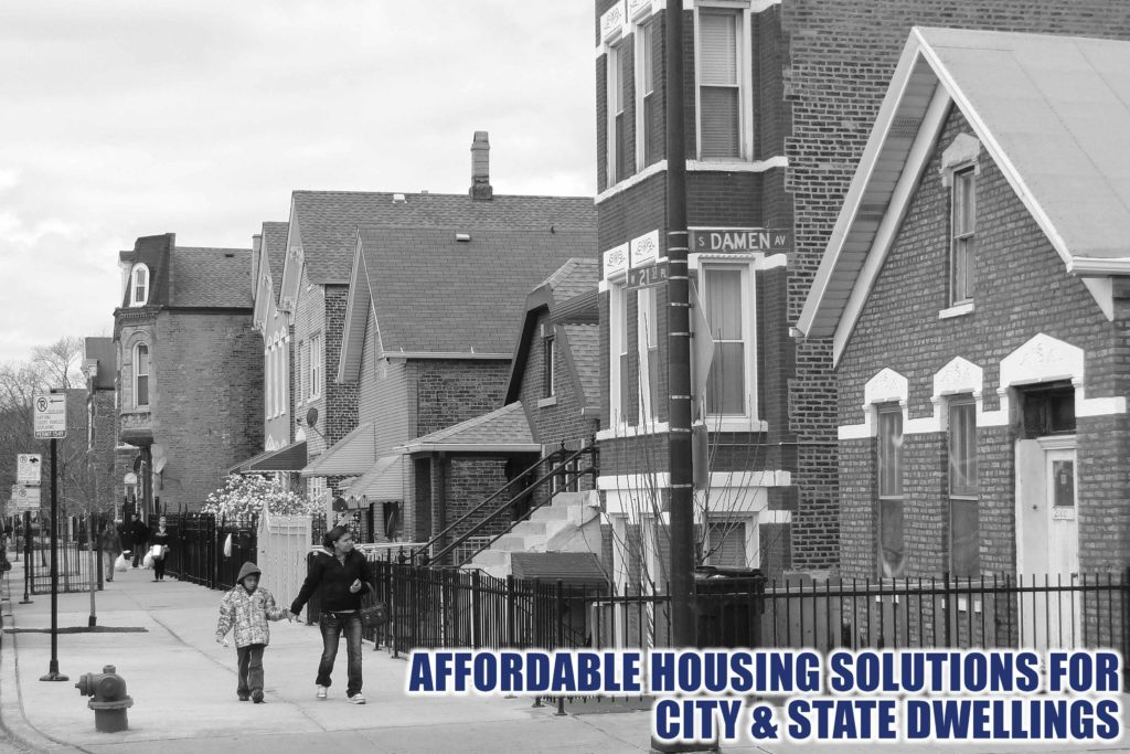 Picture of 2 and 3 flat - affordable housing solutions for city and state dwellings