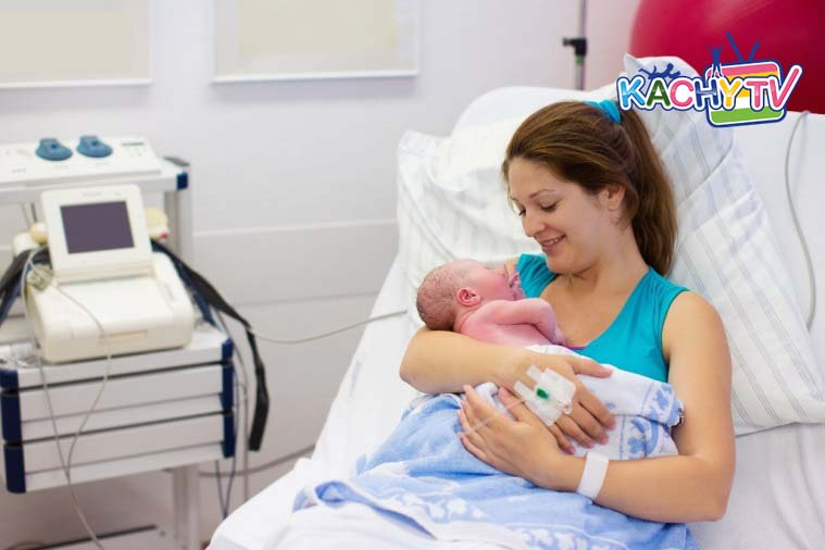7 Crazy Things That Happen To Your Body once you deliver your Baby