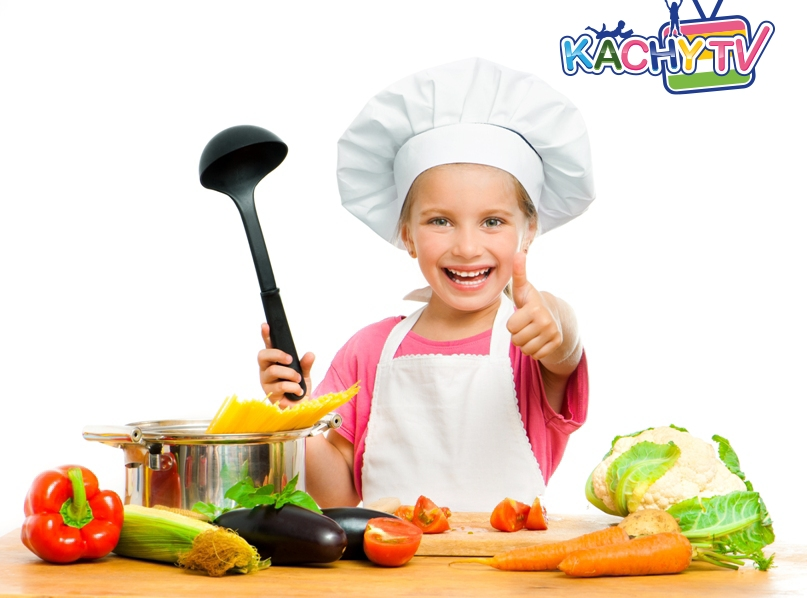 How to be creative to get children to eat healthy?