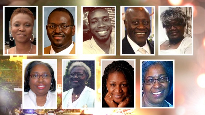 Who's Killing Us? Nine victims killed at Emanuel AME Church