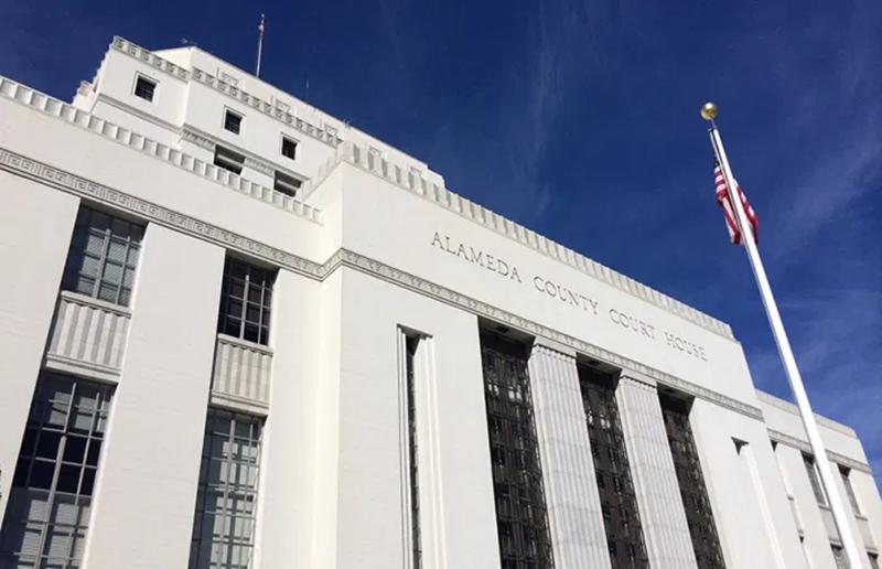 Alameda County Court House