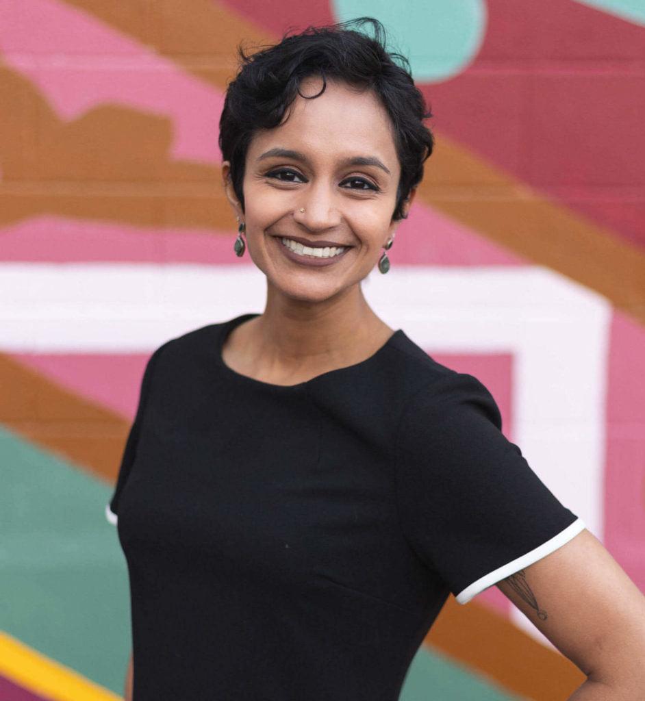 Janani Ramachandran, Assembly District 18 Candidate