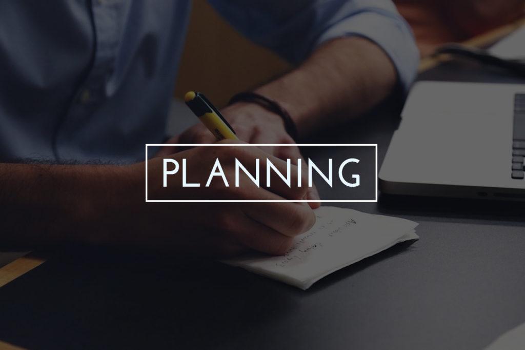 Crush Marketing - Planning Services