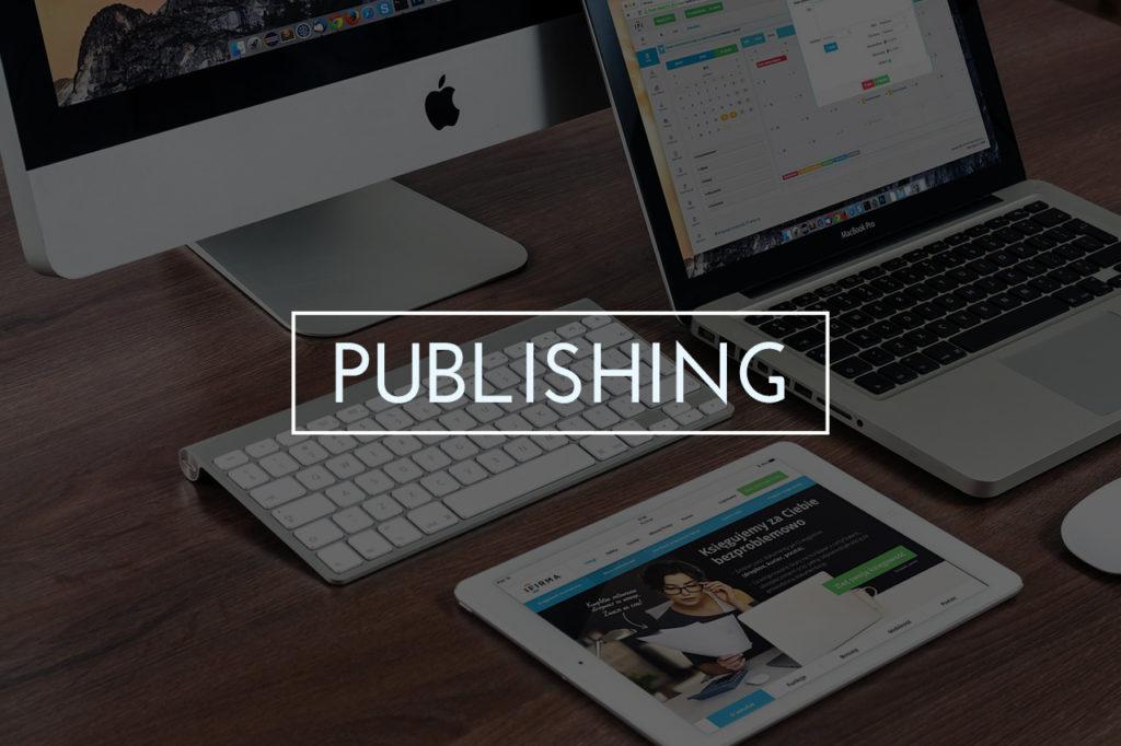 Crush Marketing - Online Publishing Services