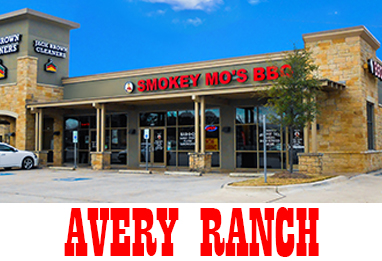 BBQ Restaurant Austin - Avery Ranch Smokey Mo's