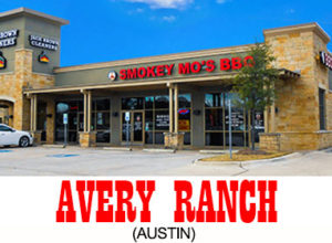 Cedar Park Austin BBQ Location - Avery Ranch