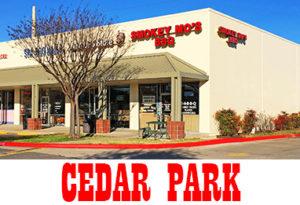 BBQ Cedar Park - Smokey Mo's BBQ