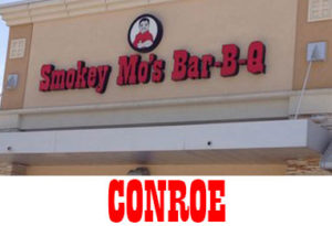BBQ Conroe Location - Smokey Mo's BBQ