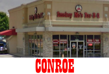 BBQ Conroe Texas - Smokey Mo's BBQ