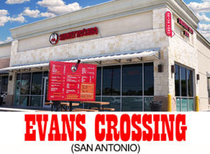 San Antonio BBQ Location - Evans Crossing