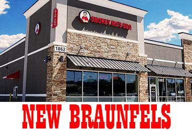 BBQ New Braunfels - Smokey Mo's BBQ
