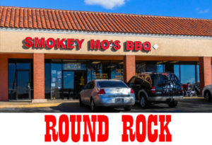 Smokey Mo's BBQ Round Rock Location, BBQ Round Rock