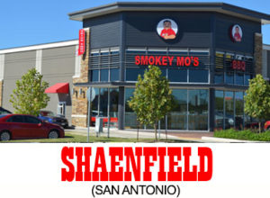 BBQ San Antonio - Shaenfield Location