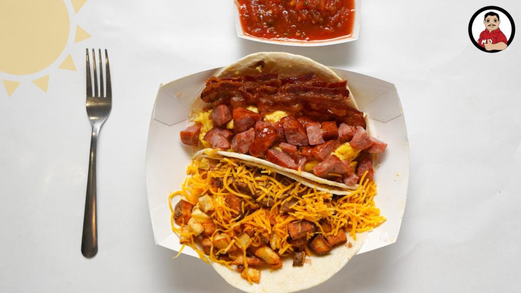 Breakfast Tacos, breakfast